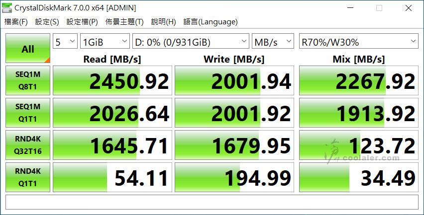 WD Blue SN550 NVMe SSD - Benchmark (7).jpg