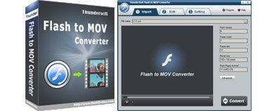 ThunderSoft Flash to MOV Converter 4.3.0.jpg