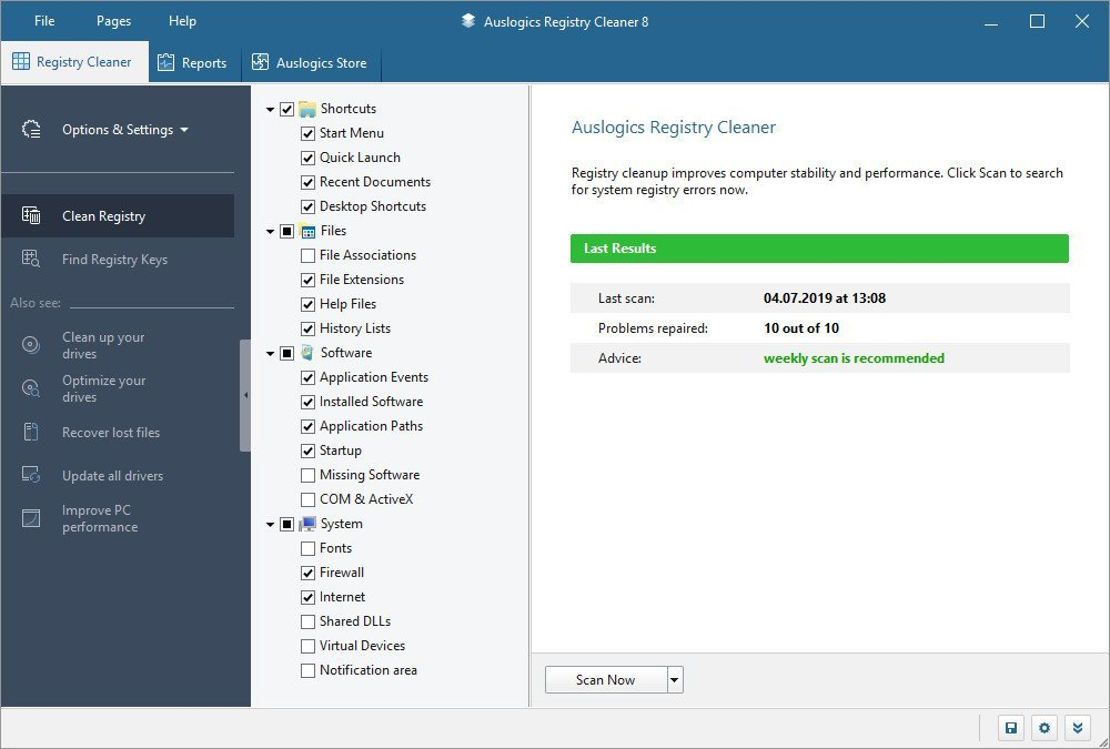 Auslogics Registry Cleaner Professional 9.0.0.3 Multilingual.jpg