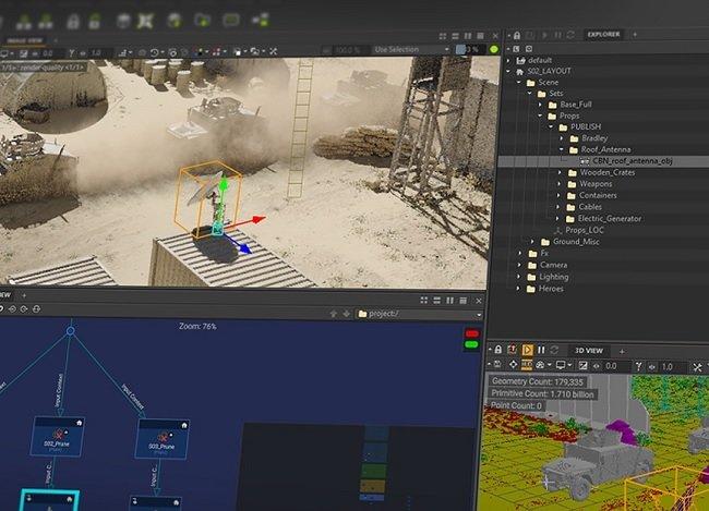 Isotropix Clarisse Builder 5.0 Win.jpg
